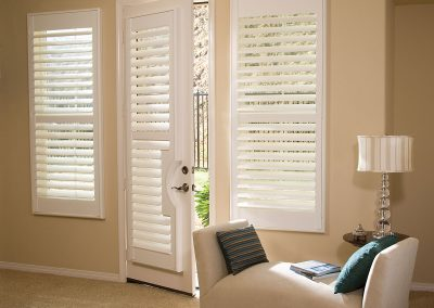 Normandy French Door Cutout by Norman
