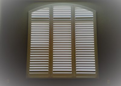 Norman Shutters, Arch, Inside View, Falcon Ridge, Lenexa, KS