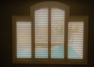 Norman Shutters, Speciality Arch, Alta Mira Condos, Overland Park, KS